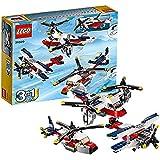 レゴ (LEGO) クリエイター・ツインブレード・アドベンチャー 31020