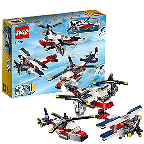 - Lego Creator twin blade Adventure 31020