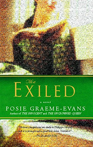 The Exiled: A Novel (The Anne Trilogy Book 2)