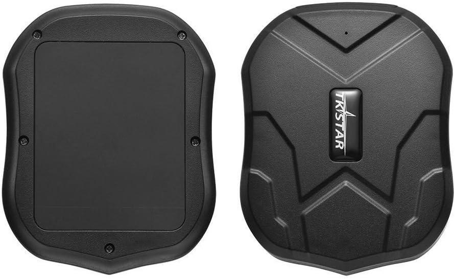 TKSTAR Tracker GPS Plotter Tiempo real del vehículo de localizador GPS/GSM/SMS Tracker, aplicación gratuita, impermeable Antirrobo Coche/Camión/Moto 3 Meses Standby batería 5000 mAh tk985: Amazon.es: Electrónica