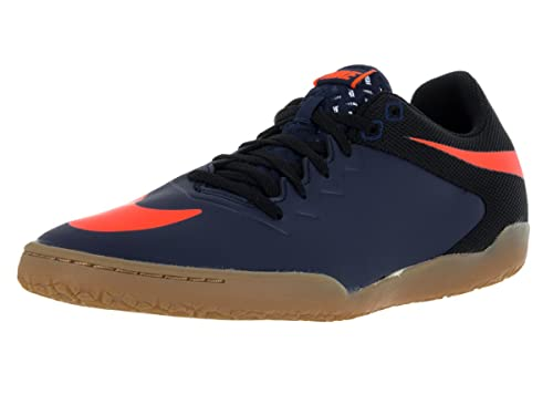 Nike Men s Hypervenom Pro IC Mid Nvy Ttl Orng Blk Gm Lght B 641b36575f0