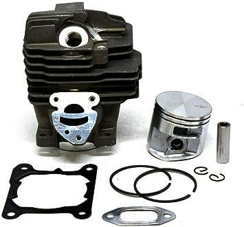 Hs Parts Kolben Und Zylinder Für Motorsäge Stihl Ms 261 44 7 Mm Oem 1141 020 1200 Baumarkt