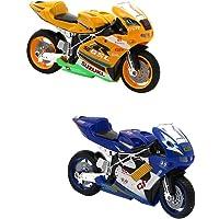 Juguetes de Motocicleta con Luces y Sonidos Fundición