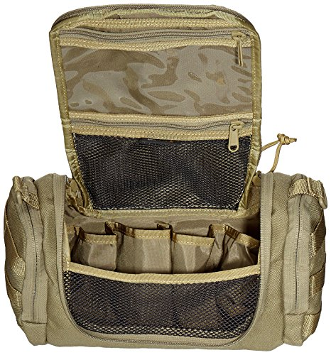 Maxpedition Gear Aftermath Compact Toiletries Bag, Khaki by Maxpedition (Image #3)