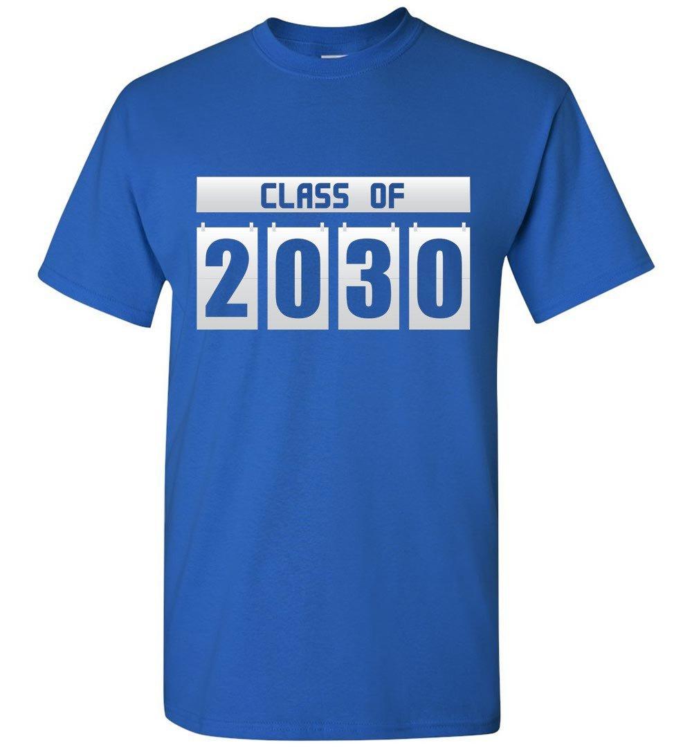 Class Of 2030 T Shirt 3850