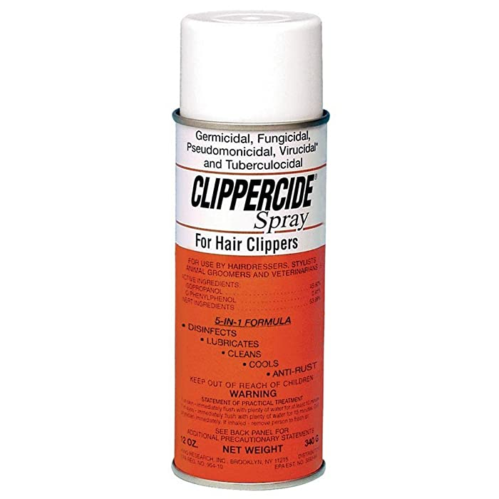 King Research Clippercide Spray - 12 oz