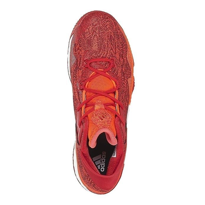 sports shoes 9f162 85973 Adidas Crazylight Boost Low Scarpe da Terra Battuta - 48  Amazon.it  Scarpe  e borse