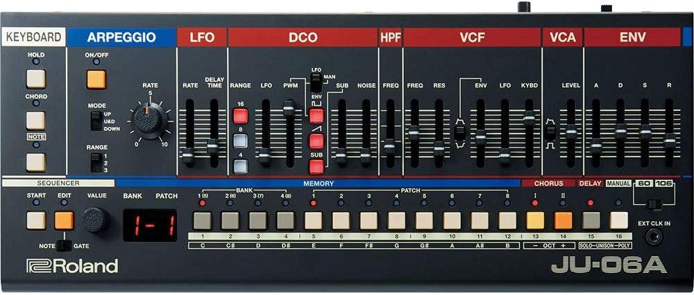 Roland JU-06A Módulo de sonido