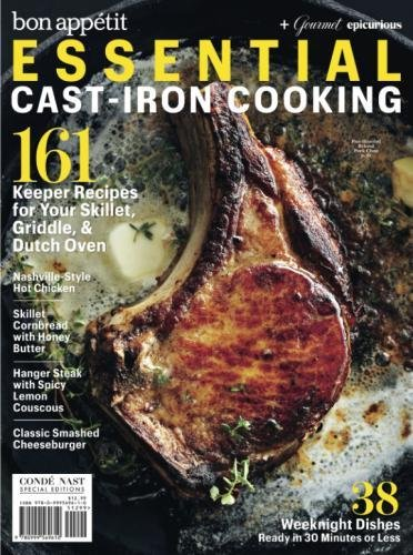 Essential Cast-Iron Cooking by The Editors of Condé Nast