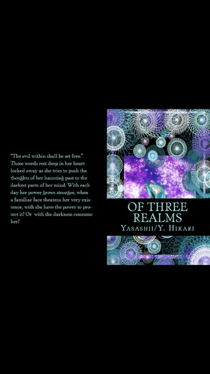 Of Three Realms: Yasashii/ Y  Hikari: 9781977978363: Amazon