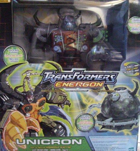 alta calidad Transformers Energon Energon Energon Unicron negro Variant  ToysRUs Exclusive by Hasbro  descuentos y mas