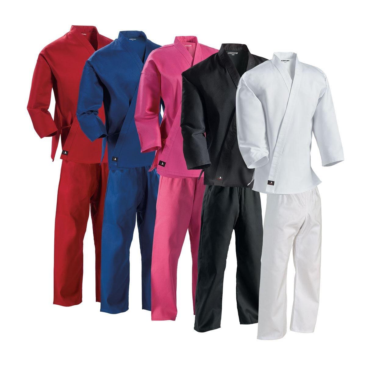 Century Student Karate Uniform black size 1 by Century