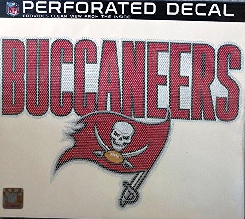 buccaneers window decal - 7