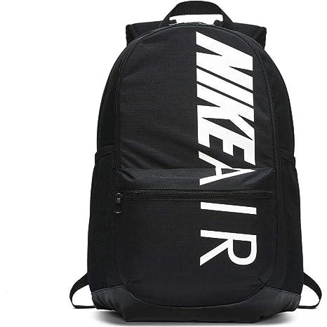 Black/White Casual Backpack (BA6353-010