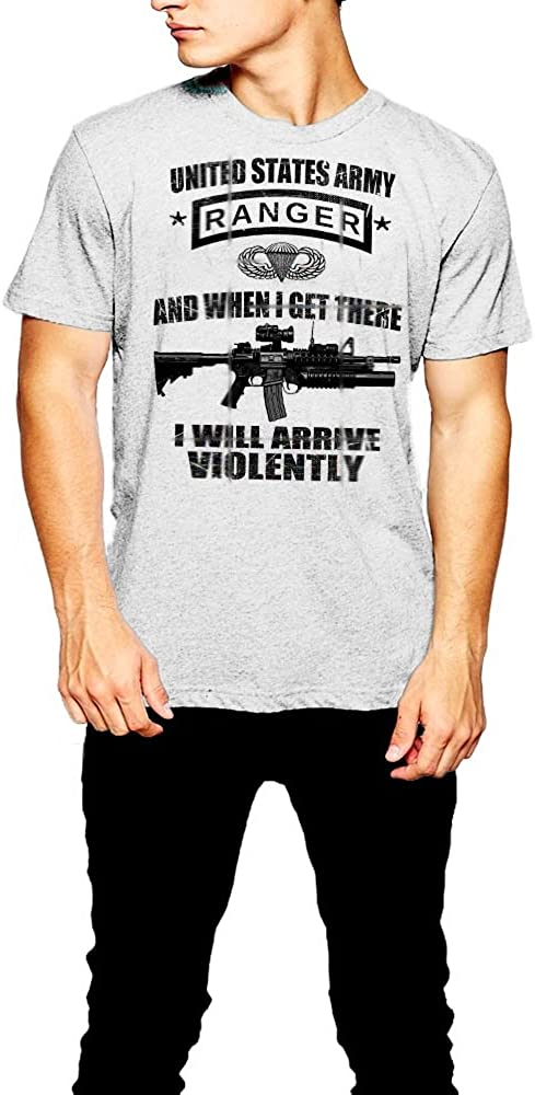 Army Ranger T-Shirt Sua Sponte Black Ops Deadly By Warface Apparel