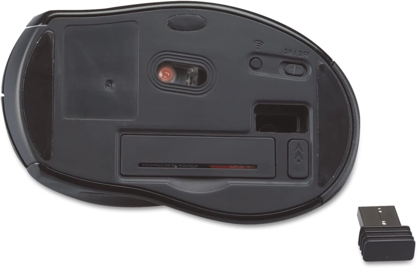 Innovera 61025 Wireless Optical Mouse