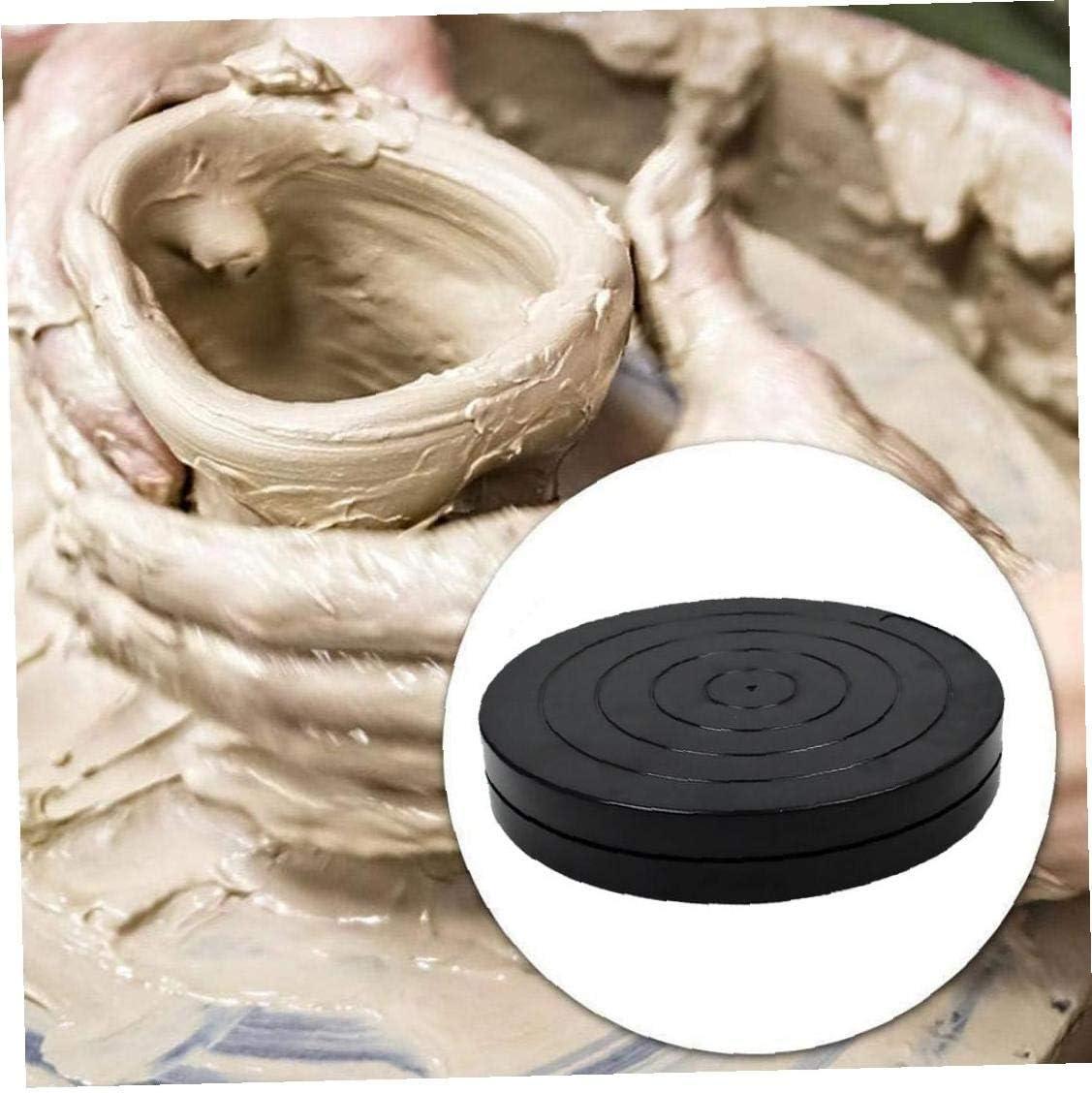 Scultura in Ceramica Piattaforma Girevole Di Plastica Argilla Basamento Di 360 /° Rotazione Di Ceramica Strumento Di 18 Centimetri Per Craft Products