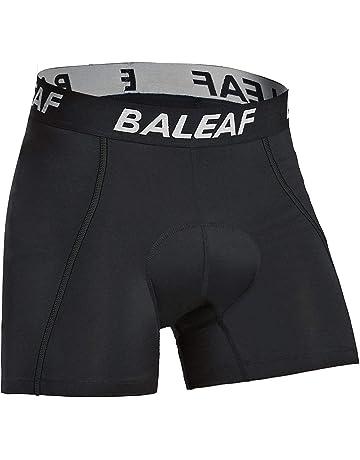 ecef9908229 Baleaf Men s 3D Padded Bike Bicycle MTB Cycling Underwear Shorts