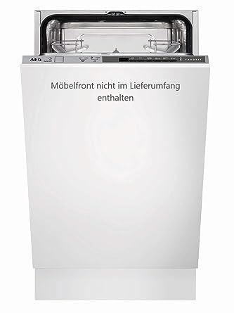 Aeg Fsb51400z Geschirrspuler Vollintegriert Mit Softspikes 45 Cm