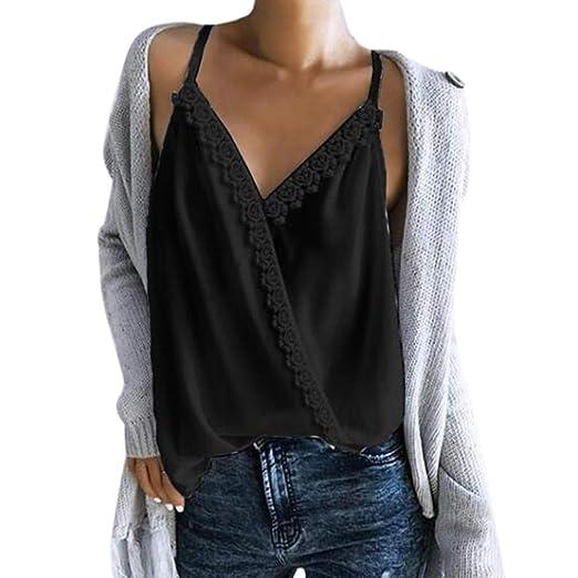 d32922f941920 Amazon.com: MURTIAL Summer Women Vest Undershirt Sleeveless T-Shirts ...