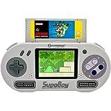SupaBoy Pocket Portable Handheld SNES console Compatible - Nouveau Coffret