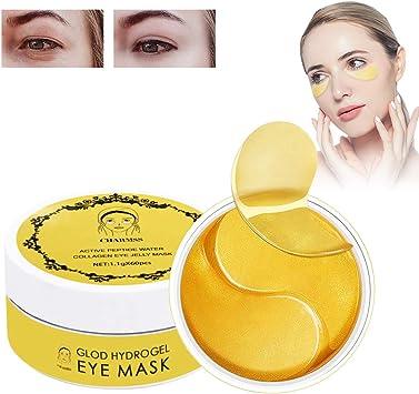 Charmss Máscara para los ojos, Máscara para ojos de colágeno ...