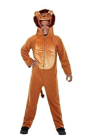 Smiffys 47740L - Disfraz de león, unisex para niños: Amazon.es ...