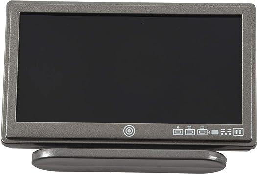 Sodial (R) – Miniatura de televisor plano LCD con control remoto ...