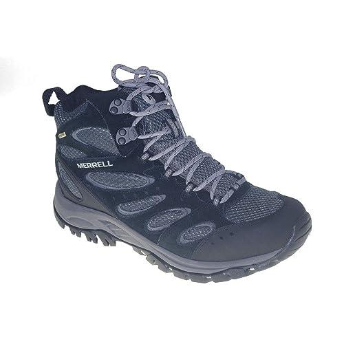 Merrell Tucson Mid Gore-Tex - Zapatillas de Running para Hombre ...