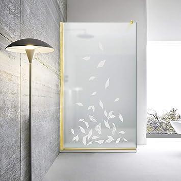 Modern Glass Art Leroy Timeless Lyrics - Mampara de ducha (8 mm ...