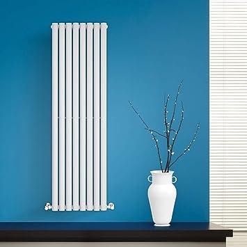Bestbathrooms Design Heizkorper Vertikal Weiss 1400 X 472