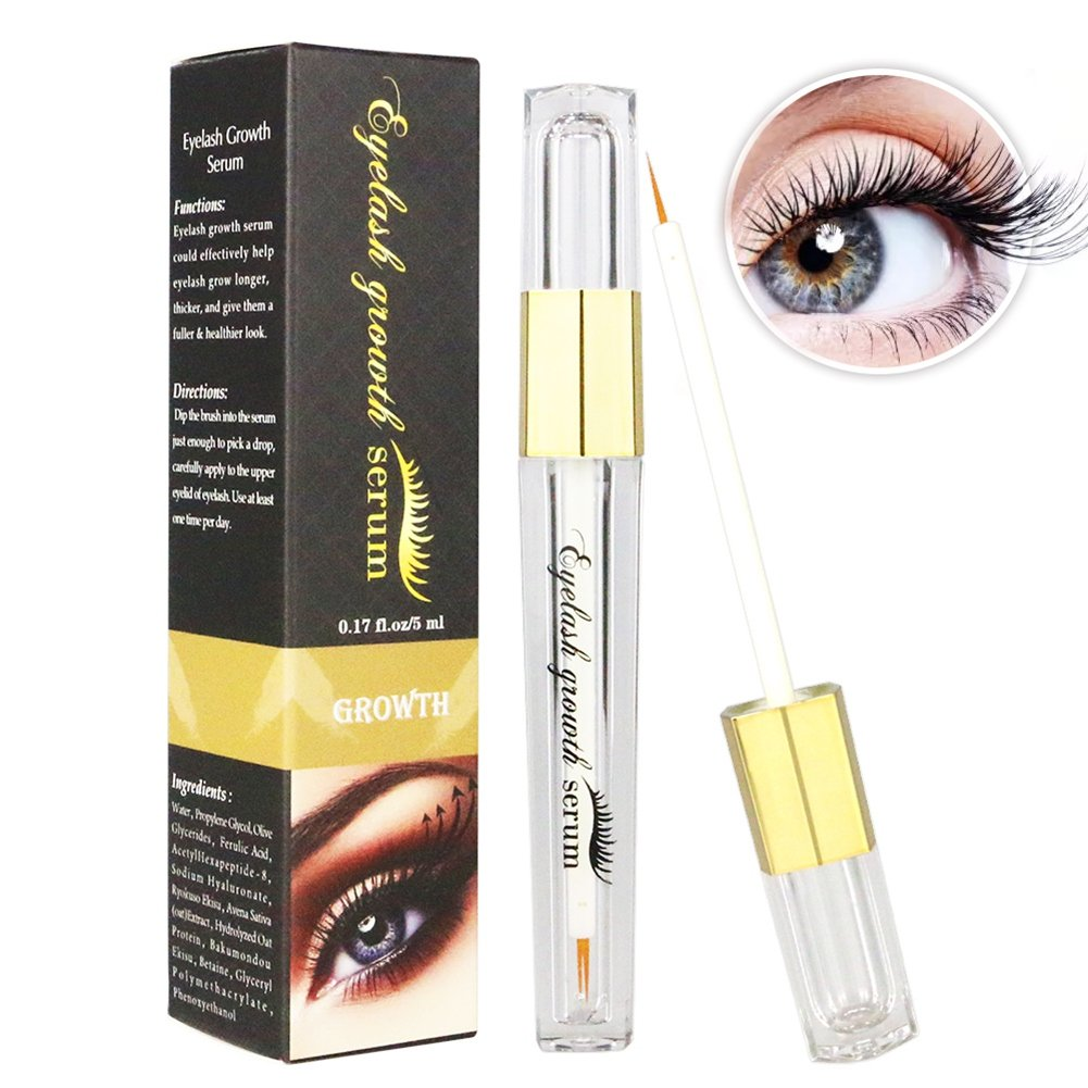 Cocohot Sérum de croissance pour cils et sourcils Eyelash Activating Enhancer Serum 5ml