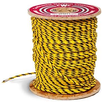 1//4 x 1200 ft 3-Strand Nylon Rope