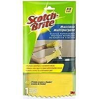 Scotch-Brite 491-S Multi-Purpose Gloves - Small, Yellow