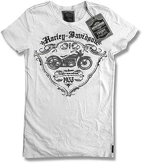 Harley Davidson Trunk LTD Slick Operator Green Kids Youth T Shirt New Official