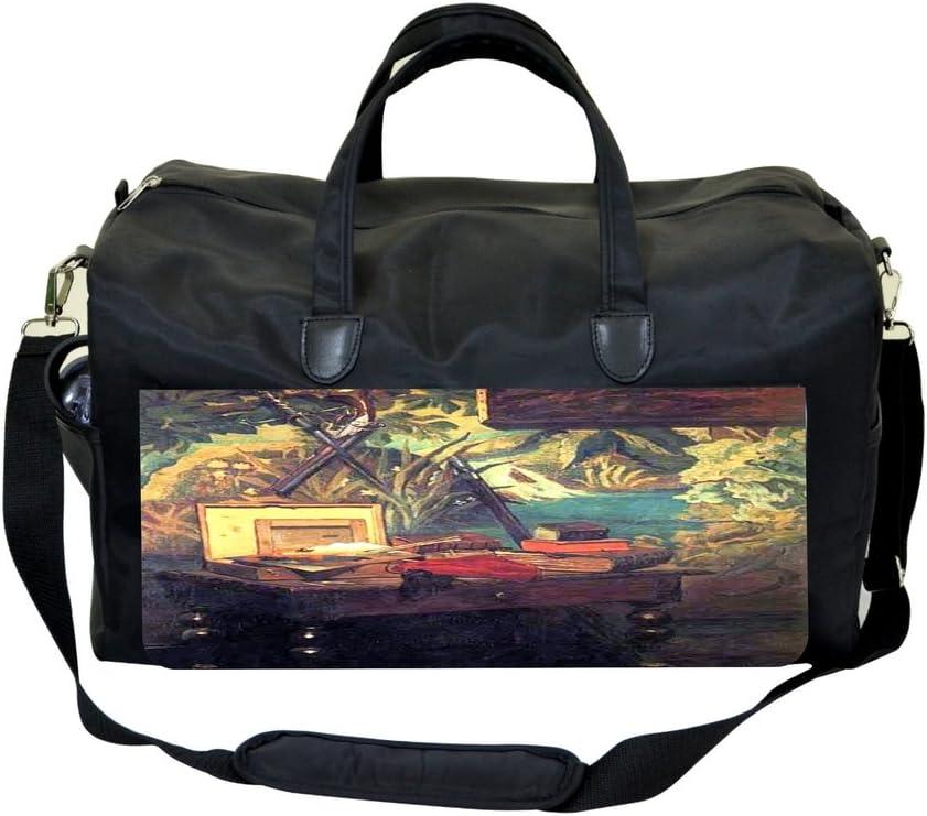 Claude Monet The Artists Atelier Sports Bag