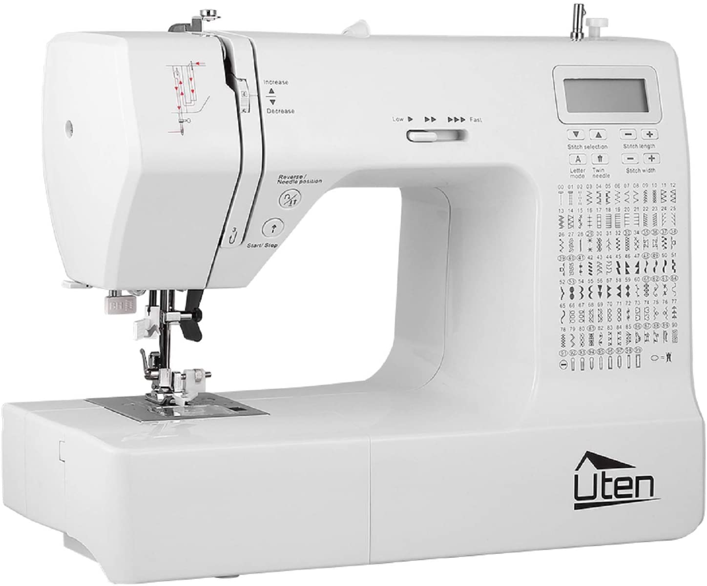 Portable Sewing Machine for Quilting Embroidery
