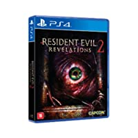 Resident Evil Revelations 2 Br - 2015 - PlayStation 4
