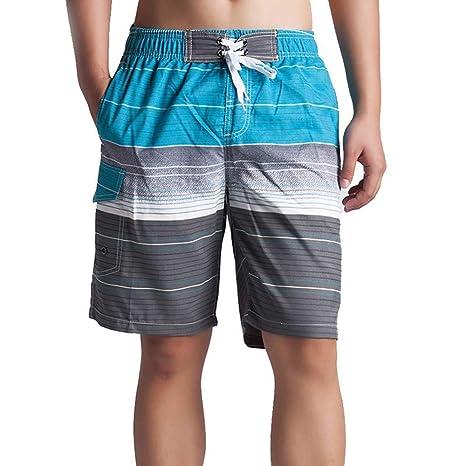 YSFU Pantalones cortos Pantalones Cortos De Verano para Hombres ...