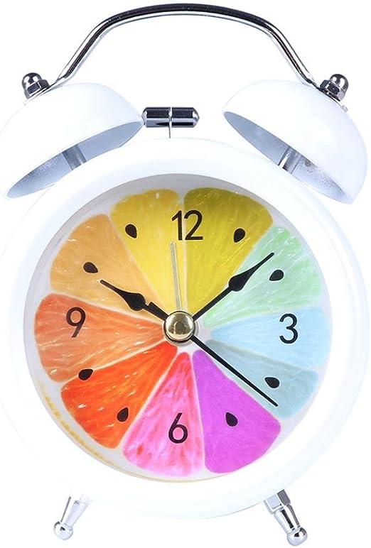 despertadores Digitales silencioso sin Pilas, Sannysis Reloj ...