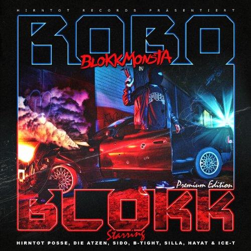 Blokkmonsta: Roboblokk (Premium Edition) (Audio CD)