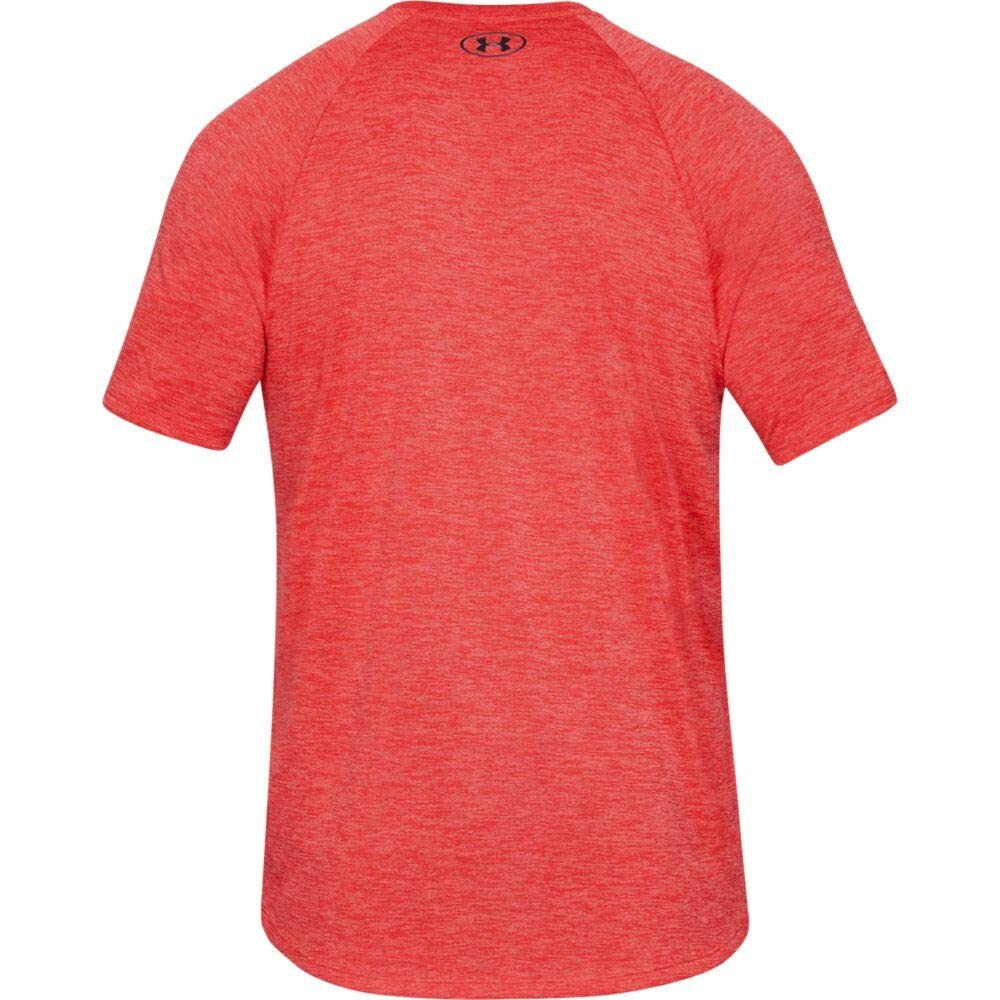 Under Armour Men's Tech 2.0 Short Sleeve T-Shirt, Barn (633)/Pitch Gray, 3X-Large by Under Armour (Image #5)