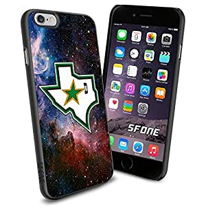 Dallas Stars Nebula #1838 Hockey iPhone 6 (4.7) Case Protection Scratch Proof Soft Case Cover Protector