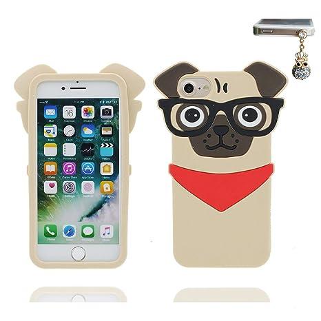 custodia iphone 7 cani