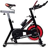 Boudech Allenamento AEROBICO Cyclette Fitness Cardio Workout Macchina CASA Bicicletta da Corsa *BICISPEED*