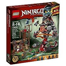 LEGO 6174540 Ninjago Dawn of Iron Doom 70626 Building Kit (704 Piece)