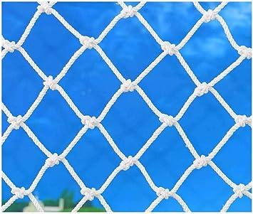 Malla de jardín YINUO Red de seguridad de protección Red de techo de pescado Decoración de