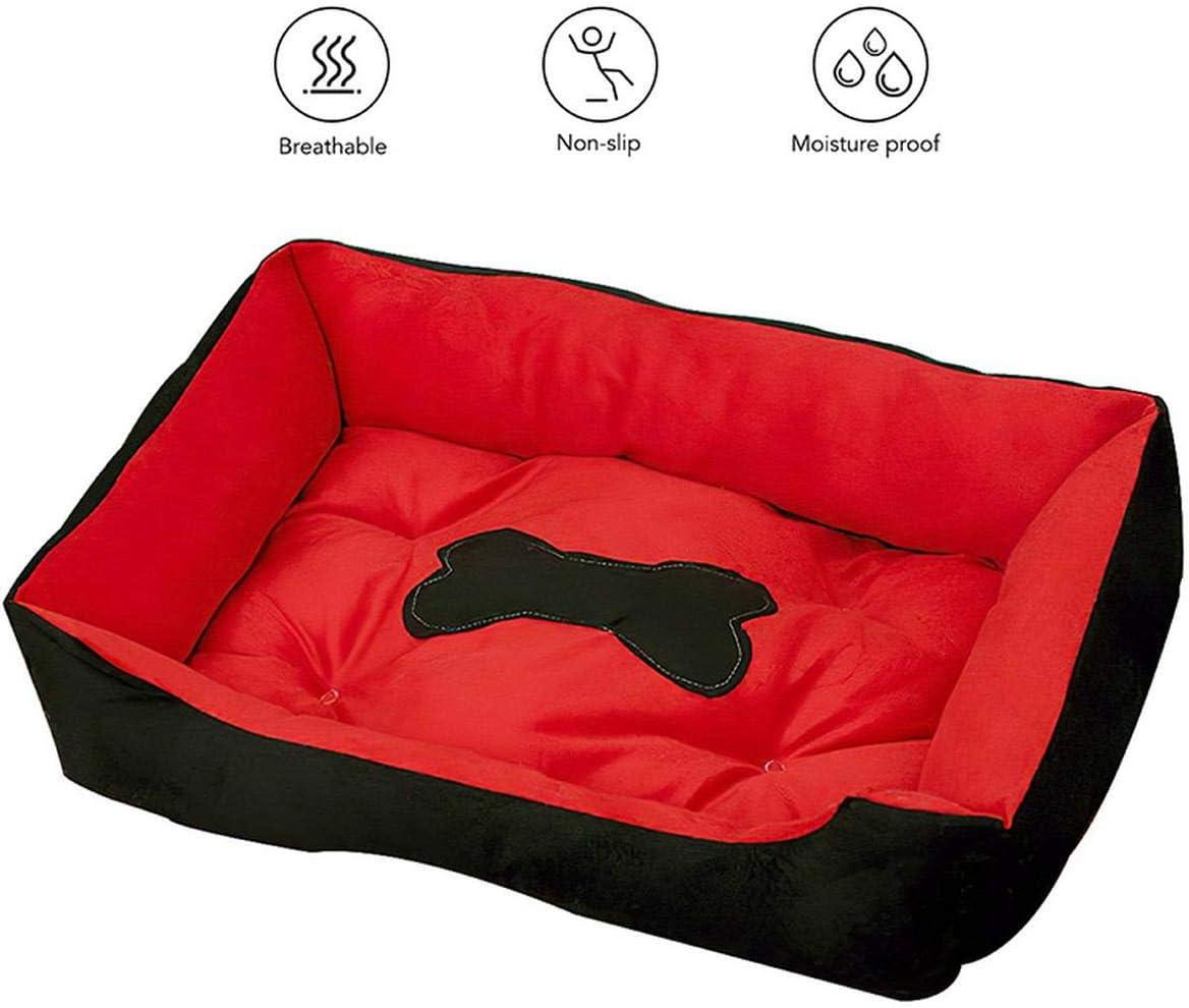 Happy-Boutique - Cesta para perro: tipo de hueso para perro, cachorro y perro: Amazon.es: Productos para mascotas