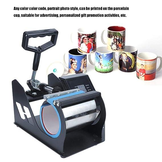 Caredy Máquina de Prensa de Calor, Transferencia de Prensa de ...