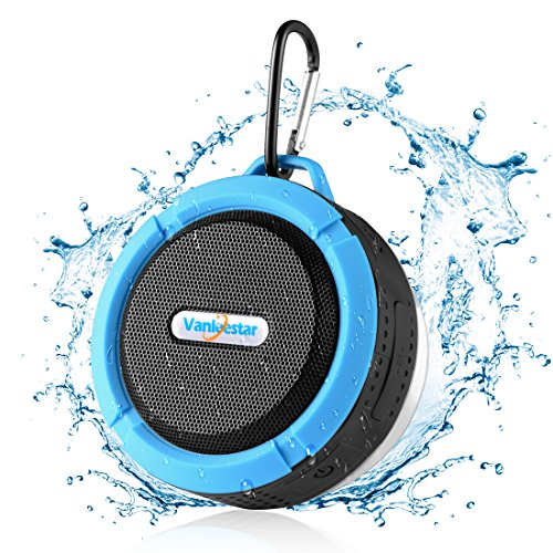 Review Bluetooth Speakers, Vanleestar Portable